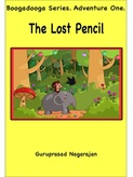 The Lost Pencil, story for kids set in Boogadooga forest